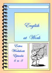 English at Work extra worksheets