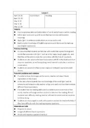 English Worksheet: Facial Expressions Worksheet