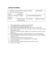 English Worksheet: Defining & Non defining: Noun Phrases