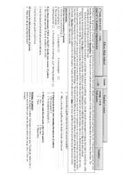 English Worksheet: Marriage in Morocco
