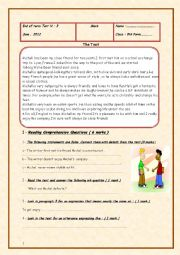 English worksheet: Describing Someone