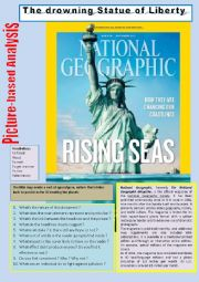 Picure-based analysis (The drowning Statue of Liberty)  5/…