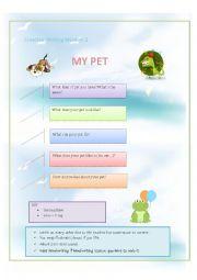 Creative Writing ( My Pet)