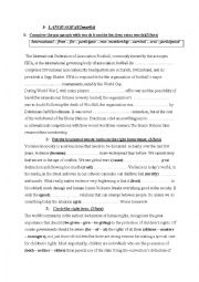 English Worksheet: LESSON 3; Queen of soul first form