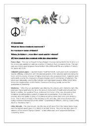 English worksheets: malala worksheets, page 2