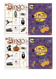 Halloween Bingo 2/7