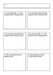 English Worksheet: chicago fire worksheet