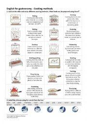english worksheets at the restaurant worksheets page 7. Black Bedroom Furniture Sets. Home Design Ideas