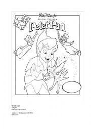 peter pan script