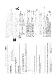 English Worksheet: Hand in my pocket - Alanis Morissette