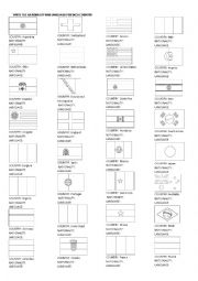 English Worksheet: Countries; nationalities and languages