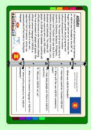 English Worksheet: ASEAN series - ASEAN