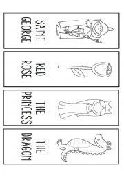 saint george bookmarks