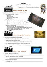 Gattaca- film worksheet