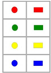 UNO - Shapes and colours (2/4)