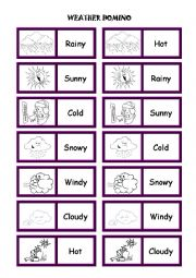 english worksheets the weather worksheets page 28. Black Bedroom Furniture Sets. Home Design Ideas