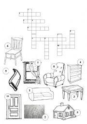 Crossword House