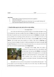 The Hunger Games Reading Activity