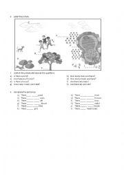 english worksheets life in the pond. Black Bedroom Furniture Sets. Home Design Ideas