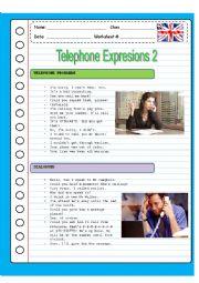 TELEPHONING 2