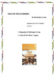 TALES OF THE ALHAMBRA - THE MOOR´S LEGACY