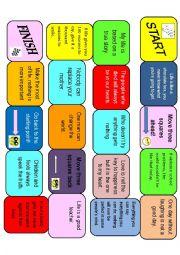 English Worksheet: debate boardgame 2