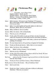 The Littlest Christmas Tree Play Scripts