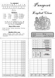 Passport to English Class