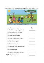 English worksheet: REVISION WORKSHEET FOR ELEMENTARY STUDENTS!