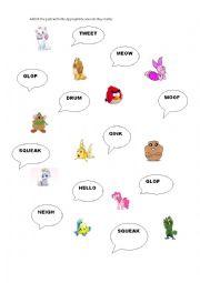 disney pets sounds