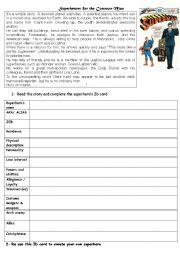 Superman ID