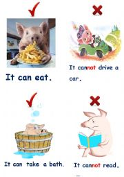 English Worksheet: Domestic animals 4