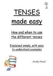 Tenses made easy