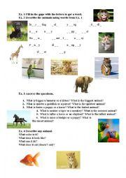 Comparing decimals worksheet