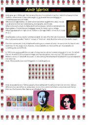 Biography Andy Warhol