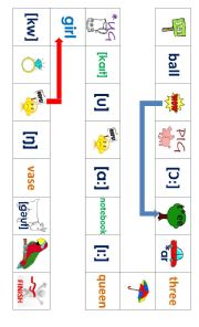 Digraphs Boardgame