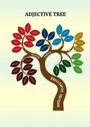 Adjective Tree