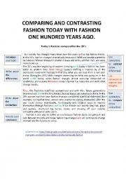 Old fashion vs new fashion essay sonnys blues thesis statement