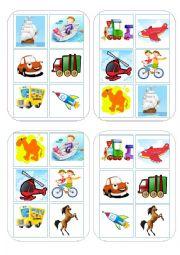 Bingo Game Transport