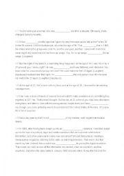 English Worksheet: Video-lesson - Cyberbullying - Monica Lewinsky