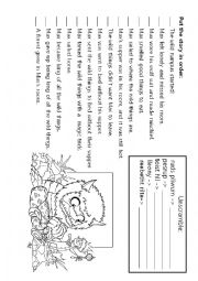 Where the Wild Things Are - Activity Worksheets