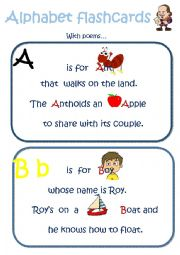 My ABC poems for kids