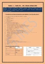 9th diploma revision