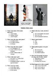 The Butler movie quiz