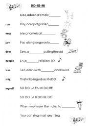 do re mi sound of music sheet music pdf