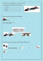 English Worksheet: Technical English 1 a - Unit 2