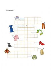 Clothes rebus