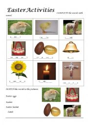 Easter exercises