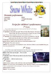 Script-Snow White