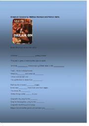 Dream on Matthew Morrison feat Neil Patrick Harris